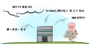 海外FX業者XMの画像
